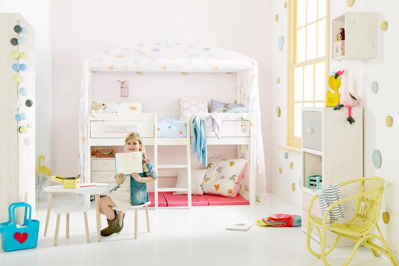 himmel fr hochbett cm hochbett with himmel fr hochbett. Black Bedroom Furniture Sets. Home Design Ideas